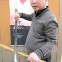 [향토자원이 세계명품이다 │⑤ 전남 곡성군 낙죽장도(烙竹粧刀)] 대나무칼집에 사군자·한시 새긴 선비검